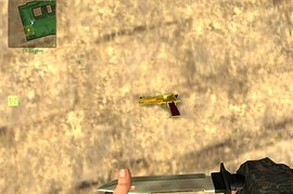gold deagle with or w o eagle