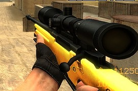 Best golden AWP!