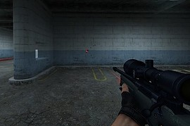 Tactical Awp (Laserdot)