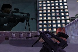 Urban Warfare Series FAMAS v2