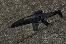 ENd of Days XM8