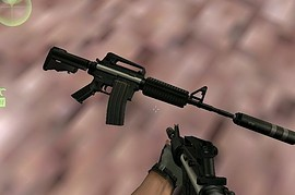 Two-tone M4a1