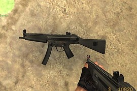 mp5 penguinwithm4a1