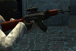 ACOG Scope AK47