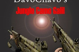 Jungle_Camo_Galil_With_Added_Grip