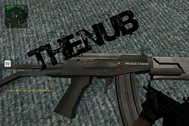 THEnub_s_Galil_Reskin_Pack