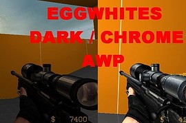 EW Dark Chrome AWP