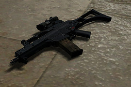 Lama Thanez G36c Sick420 Anims