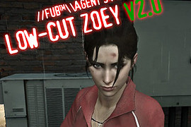 Agent 34's Low-Cut Zoey V2.0