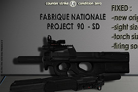 FN P90-SD
