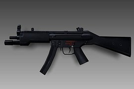 Hostile Intent Mp5 Updated
