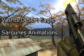 Sarqunes Deagle Animations