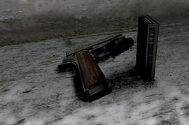 L4D Colt for USP (Light works!