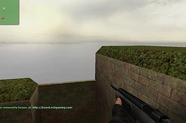 Gray No Scope Scout