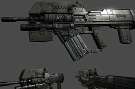 EarthQuake Bullpup