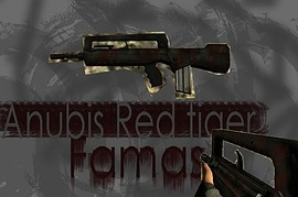 Red Tiger Famas