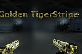 Golden Tiger Stripe Reskin