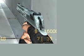 Tribal Deagle Player View Only