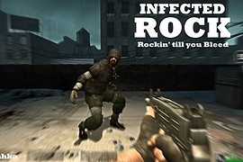 Infected Rock -hunter