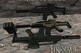 XM8 on Mr. Brightside anims