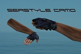 SeaStyle CamoGloves