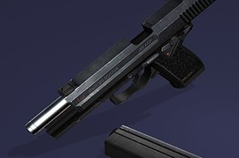 Hk Mk23 For Desert Eagle