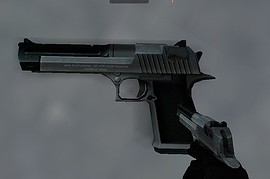 2 Toned Animated Deagle