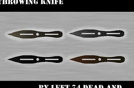 Throwing Knife Redux