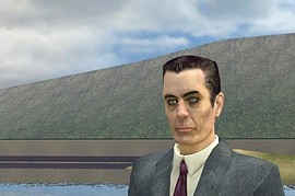 Gman High Resolution