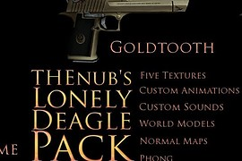 Lonely Deagle Pack