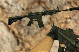 R.I.S M4A1