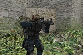Dog Soldiers MP5