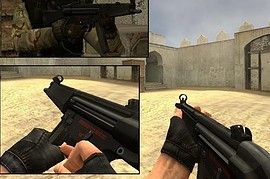 The_Experts_MP5A4_+_Default_Animations