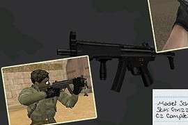 Schmung s Mp5 W Mike Anims