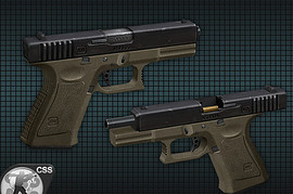 Default Glock18 revival