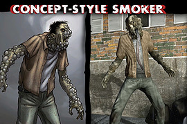 Concept-Style Smoker