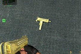 mac10 pirate gold