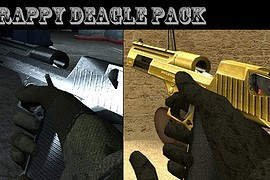 Crappy Deagle Pack