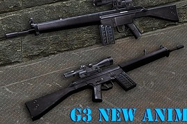 G3 new anims