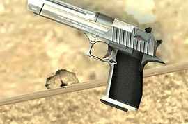Desert Eagle Better World Model