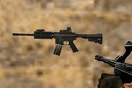 Colt M4A1 Carbine W EOTech Holosight