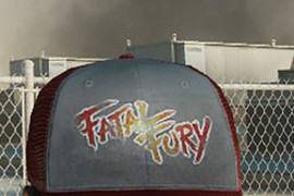 Fatal Fury Hat for Ellis