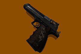 Desert Eagle AURIC DRAGON