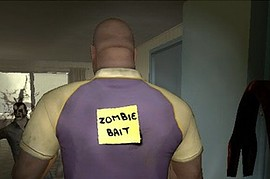 Zombie Bait Stickies