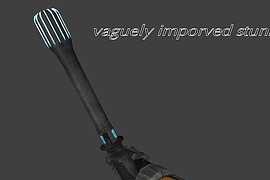 Vaguely  Improved Stunbaton