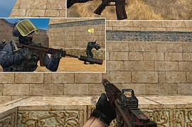M4A1 RIS Pack for CZ