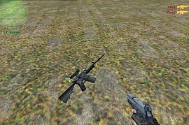 M4A1 With Scope