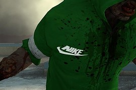 Green Nike Hunter