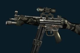 Camo MP5 + CZ Hands Request