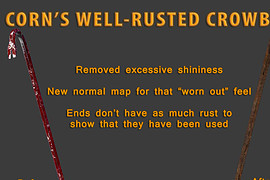 Corn's Well-Rusted Crowbar v1.5